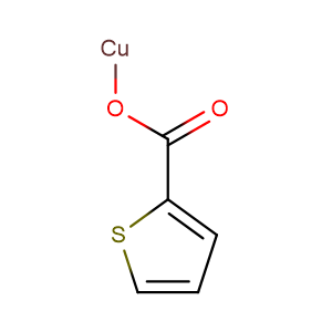 Copper(I) thiophene-2-carboxylate,CAS No. 68986-76-5.
