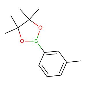 meta-(4,4,5,5-tetramethyl-1,3,2-dioxaborolan-2-yl)toluene,CAS No. 253342-48-2.