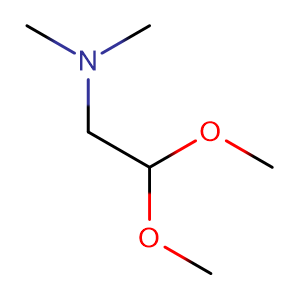 2,2-Dimethoxy-N,N-dimethylethylamine,CAS No. 38711-20-5.