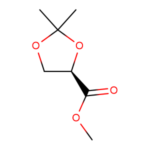 (R)-(+)-2,2-Dimethyl-1,3-dioxolan-4-carboxylate,CAS No. 52373-72-5.
