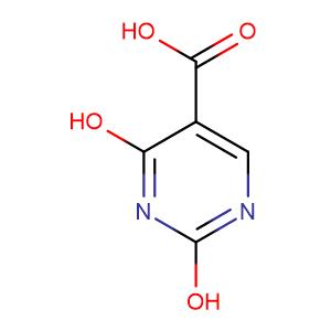 2,4-Dihydroxypyrimidine-5-carboxylic acid,CAS No. 23945-44-0.