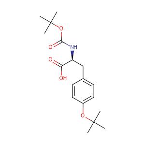 Boc-O-tert-butyl-L-tyrosine,CAS No. 47375-34-8.