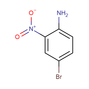 4-Bromo-2-Nitroaniline,CAS No. 875-51-4.