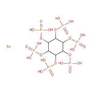 Barium phytate,CAS No. 90940-73-1.