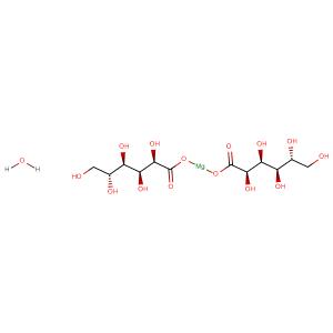 Magnesium gluconate,CAS No. 3632-91-5.