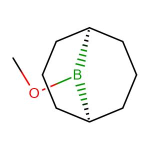 9-Methoxy-9-borabicyclo[3.3.1]nonane,CAS No. 38050-71-4.