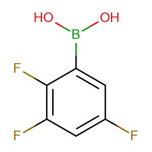 2,3,5-Trifluorophenylboronic acid,CAS No. 247564-73-4.