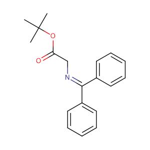 tert-butyl 2-(diphenylmethyleneamino)acetate,CAS No. 81477-94-3.