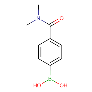 4 - (N,N - Dimethylaminocarbonyl) - phenylboronic acid,CAS No. 405520-68-5.