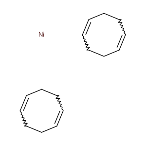 Bis(1,5-cyclooctadiene)nickel,CAS No. 1295-35-8.