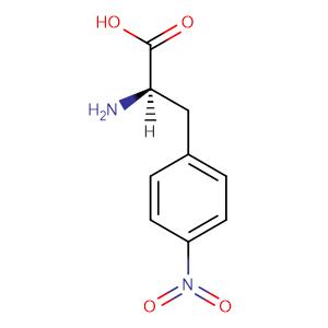 4-Nitro-D-phenylalanine hydrate,CAS No. 56613-61-7.