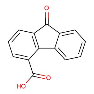 9-Oxo-9H-fluorene-4-carboxylic acid,CAS No. 6223-83-2.