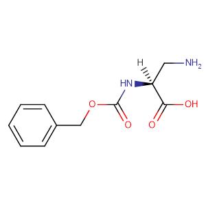 Cbz-beta-Amino-L-alanine,CAS No. 35761-26-3.