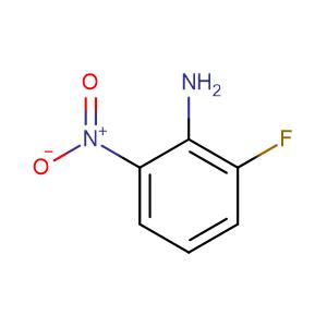 2-Fluoro-6-nitro-phenylamine,CAS No. 17809-36-8.