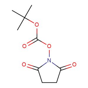 tert-Butyl N-succinimidyl carbonate,CAS No. 13139-12-3.