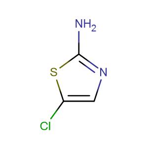 5-Chloro-thiazol-2-ylamine,CAS No. 41663-73-4.