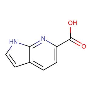 1H-Pyrrolo[2,3-b]pyridine-6-carboxylic acid,CAS No. 898746-35-5.