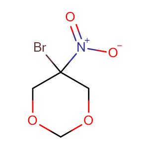 5-Bromo-5-nitro-1,3-dioxane,CAS No. 30007-47-7.