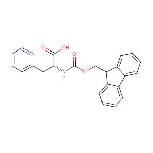 Fmoc-D-2-pyridylalanine,CAS No. 185379-39-9.