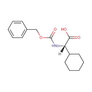 Cbz-Cyclohexyl-L-glycine,CAS No. 69901-75-3.