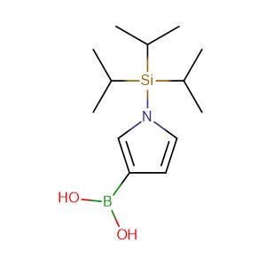 1-(Triisopropylsilyl)pyrrole-3-boronic acid,CAS No. 138900-55-7.
