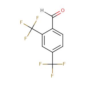 2,4-Bis(trifluoromethyl)benzaldehyde,CAS No. 59664-42-5.