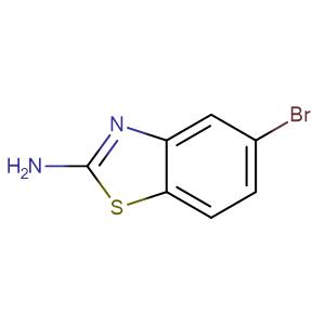 5-Bromobenzo[d]thiazol-2-amine,CAS No. 20358-03-6.