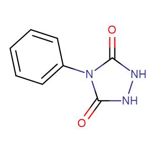 4-Phenyl-1,2,4-triazolidine-3,5-dione,CAS No. 15988-11-1.