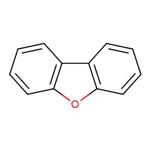 Dibenzo[b,d]furan,CAS No. 132-64-9.
