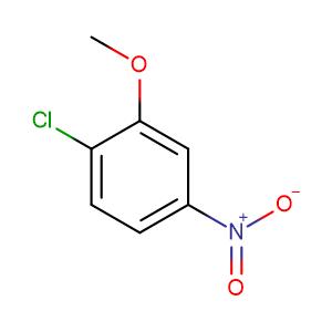 2-Chloro-5-nitroanisole,CAS No. 1009-36-5.