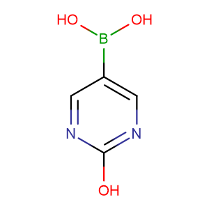 2-oxo-1,2-dihydropyrimidin-5-ylboronic acid,CAS No. 373384-19-1.
