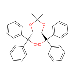 (-)-(R,R)-TADDOL,CAS No. 93379-48-7.