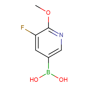 (5-Fluoro-6-methoxypyridin-3-yl)boronic acid,CAS No. 856250-60-7.