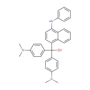 Solvent Blue 4,CAS No. 6786-83-0.