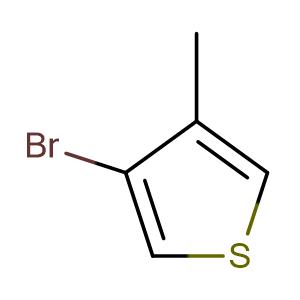 3-Bromo-4-methylthiophene,CAS No. 30318-99-1.