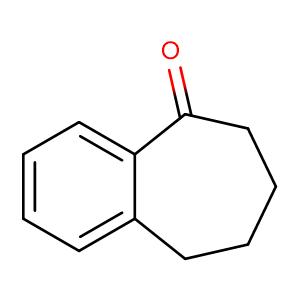 6,7,8,9-Tetrahydro-5H-benzo[7]annulen-5-one,CAS No. 826-73-3.