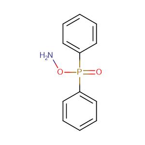 (Aminooxy)diphenylphosphine oxide,CAS No. 72804-96-7.