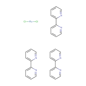 Tris(2,2'-bipyridine)ruthenium dichloride,CAS No. 14323-06-9.