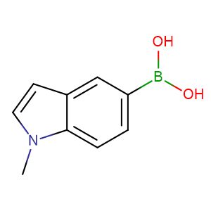 1-Methylindole-5-boronic acid,CAS No. 192182-55-1.