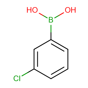 3-Chlorophenylboronic acid,CAS No. 63503-60-6.