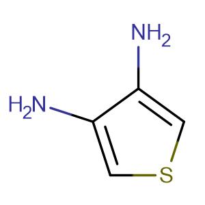 3,4-Diaminothiophene,CAS No. 78637-85-1.