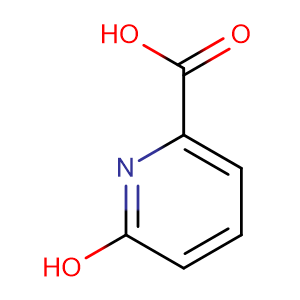 6-Hydroxypicolinic acid,CAS No. 19621-92-2.