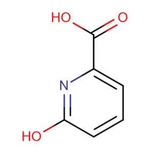 6-Hydroxypicolinic acid,CAS No. 19621-92-2.