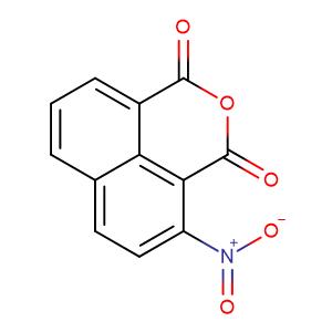 2-Nitro-1,8-naphthalic anhydride,CAS No. 34087-02-0.