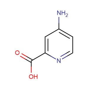 4-Aminopyridine-2-carboxylic acid,CAS No. 100047-36-7.