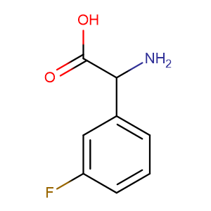 3 - Fluoro - DL - phenylglycine,CAS No. 7292-74-2.