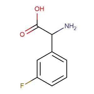 3 - Fluoro - DL - phenylglycine,CAS No. 7292-74-2.