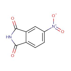 5-Nitroisoindoline-1,3-dione,CAS No. 89-40-7.