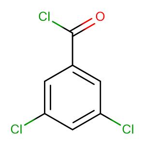 3,5-Dichlorobenzoyl chloride,CAS No. 2905-62-6.