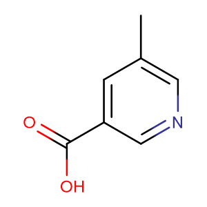 5-Methylnicotinic acid,CAS No. 3222-49-9.